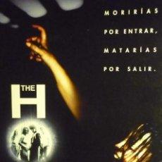 Cine: GUIA THE HOLE. Lote 222849923