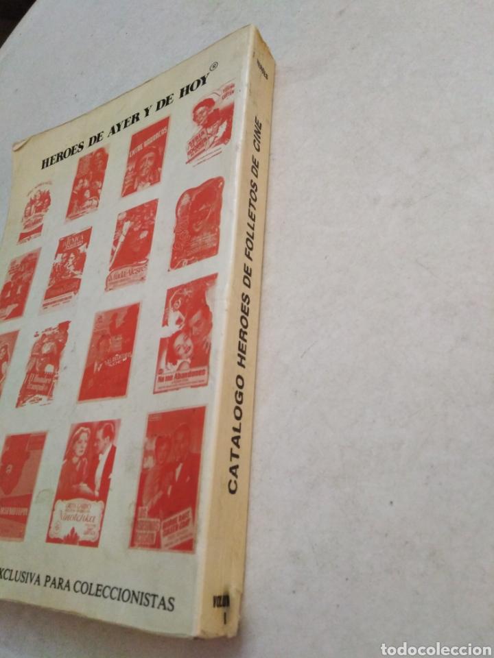 Cine: Catálogo héroes de folletos de cine - Foto 3 - 223762992