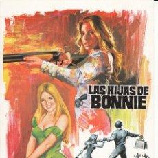 Cinema: LAS HIJAS DE BONNIE / TIFFANY BOLLING - 1975. Lote 286157448