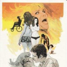 Cinema: EL PARANOICO / DEAN SELMIER - MAY HEARTHELY. Lote 226098975