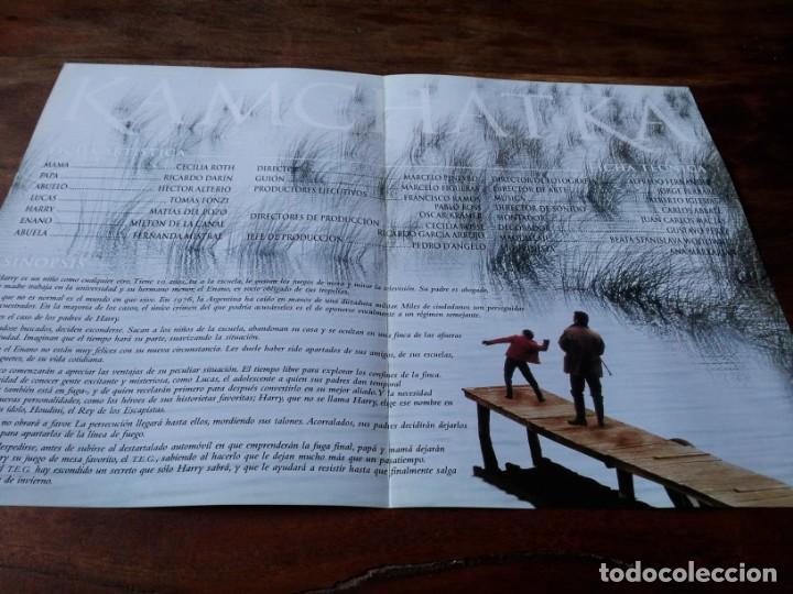 Cine: Kamchatka - Ricardo Darín, Cecilia Roth, Héctor Alterio - guia original fox 2002 - Foto 2 - 226119605