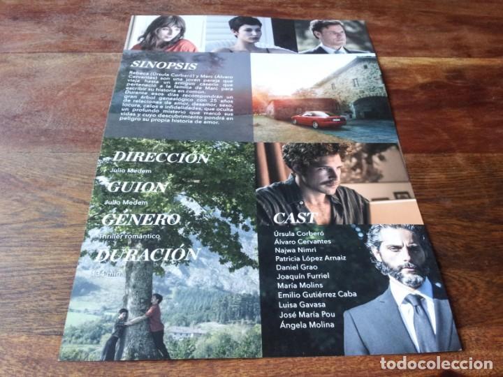 Cine: El árbol de la sangre - Úrsula Corberó, Álvaro Cervantes, Najwa Nimri - guia original diamond 2018 - Foto 2 - 226373170