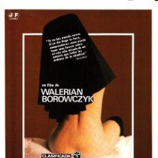 Cinema: INTERIOR DE UN CONVENTO: LIGIA BRANICE - HOWARD ROSS - MARINA PIERRO - 1978. Lote 230956590