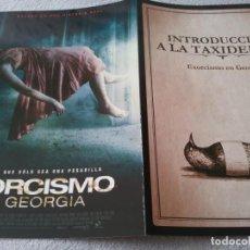 Cinéma: EXORCISMO EN GEORGIA - ABIGAIL SPENCER, CHAD MICHAEL MURRAY - GUIA ORIGINAL DEAPLANETA 2013. Lote 231755345