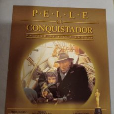 Cine: CARTEL CINE 33 X 24 CM - PELLE EL CONQUISTADOR. Lote 232188800