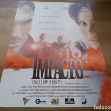 Cinéma: PUNTO DE IMPACTO - THOMAS IAN GRIFFITH, TIA CARRERE, JOHN LITHGOW - GUIA ORIGINAL UNION 1996. Lote 233286525