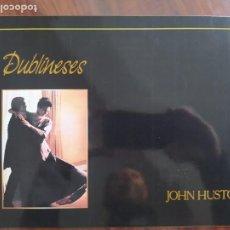Cine: DUBLINESES (LOS MUERTOS), THE DEAD, 1987 - GUÍAS PROMOCIONAL Y PUBLICITARIAS DE PELÍCULAS. Lote 238621620