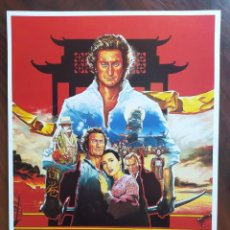 Cine: TAI-PAN, 1986 (DARYL DUKE)- GUÍAS PROMOCIONAL Y PUBLICITARIAS DE PELÍCULAS. Lote 238625490