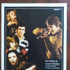 Cine: ENEMIGOS NATURALES, 1979 (NATURAL ENEMIES) - GUÍAS PROMOCIONAL Y PUBLICITARIAS DE PELÍCULAS. Lote 238627085
