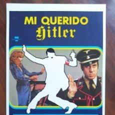Cine: MI QUERIDO HITLER, 1978 (ZIO ADOLFO, IN ARTE FÜHRER)- GUÍAS PROMOCIONAL Y PUBLICITARIAS DE PELÍCULAS. Lote 238629210