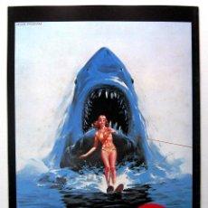 Cine: JAWS 2 (TIBURÓN 2) ROY SCHEIDER - GUIA JAPONESA - JAPAN PRESSBOOK 1978 BPY. Lote 243125335
