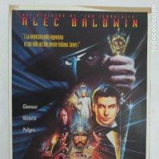 Cine: GUIA: LA SOMBRA. THE SHADOW. ALEC BALDWIN, PENELOPE ANN MILLER, JOHN LONE. AÑO 1994. Lote 244465390