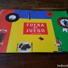 Cine: FUERA DE JUEGO - COLIN FIRTH,RUTH GEMMELL,NEAL PEARSON,MARK STRONG - GUIA ORIGINAL LUJO SOGEPAQ 1997. Lote 244597005