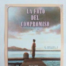 Cine: GUIA PUBLICITARIA. LA FOTO DEL COMPROMISO. PICTURE BRIDE. KAYO HATTA, YOUKI KUDOH, AKIRA TAKAYAM. Lote 245620410