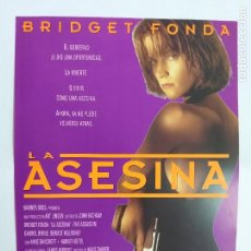 Cine: GUIA: LA ASESINA. JOHN BADHAM - BRIDGET FONDA, GABRIEL BYRNE, ANNE BANCROFT, HARVEY KEITEL. Lote 245954720