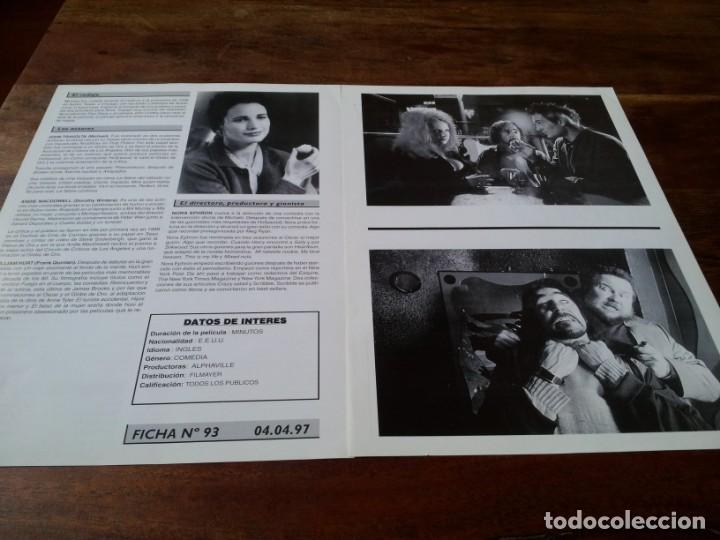 Cine: lote 15 guias de cines renoir, yelmo, alphaville - torrente, tesis, dia de la bestia - ver fotos - Foto 4 - 245993330