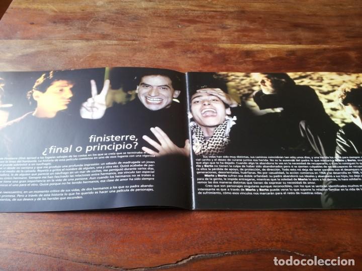 Cine: Finisterre - Nancho Novo, Elena Anaya, Enrique Alcides, Geraldine Chaplin - guia original lujo 1998 - Foto 3 - 246158715