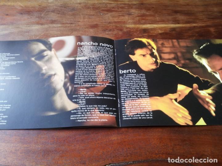 Cine: Finisterre - Nancho Novo, Elena Anaya, Enrique Alcides, Geraldine Chaplin - guia original lujo 1998 - Foto 7 - 246158715