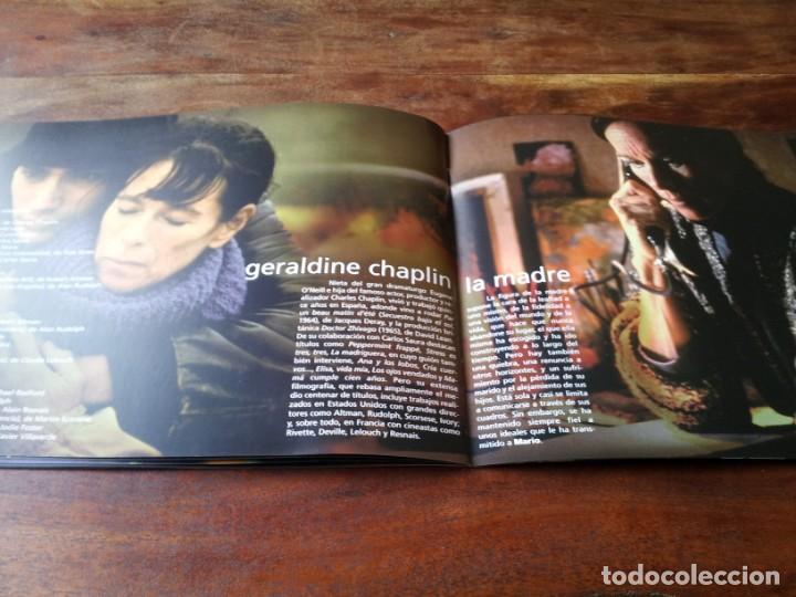 Cine: Finisterre - Nancho Novo, Elena Anaya, Enrique Alcides, Geraldine Chaplin - guia original lujo 1998 - Foto 10 - 246158715
