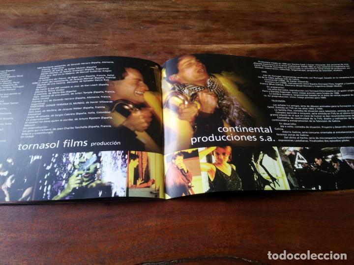 Cine: Finisterre - Nancho Novo, Elena Anaya, Enrique Alcides, Geraldine Chaplin - guia original lujo 1998 - Foto 12 - 246158715