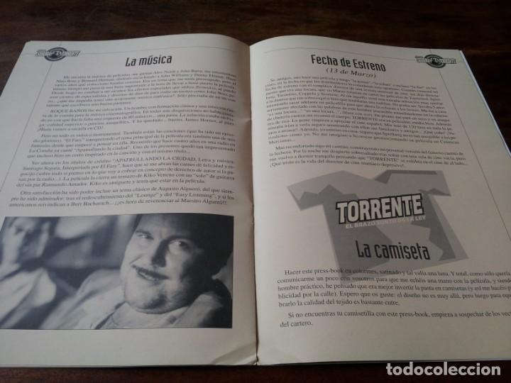 Cine: torrente el brazo tonto de la ley - tony leblanc, javier camara,s. segura - guia original lujo 1998 - Foto 6 - 246162400