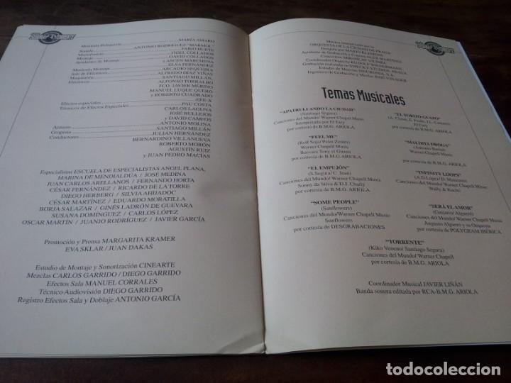 Cine: torrente el brazo tonto de la ley - tony leblanc, javier camara,s. segura - guia original lujo 1998 - Foto 8 - 246162400