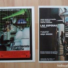 Cinema: 219 LOTE DE DOS GUIAS --. Lote 252983585