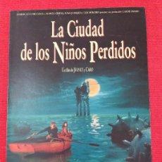 Cine: GUIA: LA CIUDAD DE LOS NIÑOS PERDIDOS. RON PERLMAN, DOMINIQUE PINON, MAPI GALAN. AÑO 1995. Lote 253501215