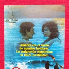 Cine: GUIA: GUARAPO. TEODORO RIOS - SANTIAGO RIOS - JUAN LUIS GALIARDO - PATRICIA ADRIANI. Lote 257756755