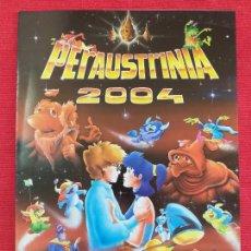 Cine: GUIA PUBLICITARIA: PERAUSTRINIA 2004. LAUREN FILMS. AÑO 1990. ANIMACION ESPAÑA. Lote 257914775