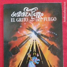 Cine: GUIA PUBLICITARIA. DESPERTA FERRO. EL GRITO DEL FUEGO. JORDI AMOROS. Lote 260382015