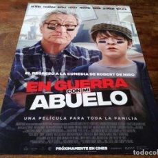 Cinéma: EN GUERRA CON MI ABUELO - ROBERT DE NIRO, OAKES FEGLEY, UMA THURMAN - GUIA ORIGINAL DIAMOND 2020. Lote 260746575