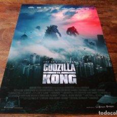 Cinéma: GODZILLA VS. KONG - ALEXANDER SKARSGÅRD, REBECCA HALL, DEMIAN BICHIR - GUIA ORIGINAL WARNER 2021. Lote 261684910