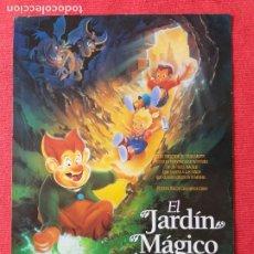 Cine: GUIA SIMPLE: EL JARDÍN MÁGICO DE STANLEY. ANIMACION. DIR. DON BLUTH. WARNER 1994. Lote 266154628