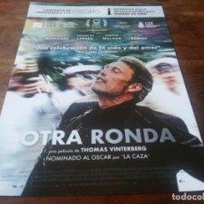 Cinéma: OTRA RONDA - MADS MIKKELSEN, THOMAS BO LARSEN,THOMAS VINTERBERG - GUIA ORIGINAL BTEAM 2020. Lote 266790394