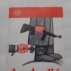 Cine: ANTIGUA GUIA PUBLICITARIA CINE EL EMBROLLON RV G321. Lote 268899069