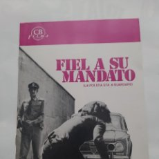 Cine: ANTIGUA GUIA PUBLICITARIA CINE FIEL A SU MANDATO RV G322. Lote 268899119