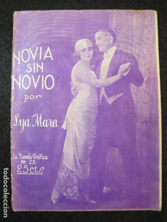Cine: NOVIA SIN NOVIO-LYA MARA-LA NOVELA GRAFICA-VER FOTOS-(K-3305) - Foto 2 - 269312733