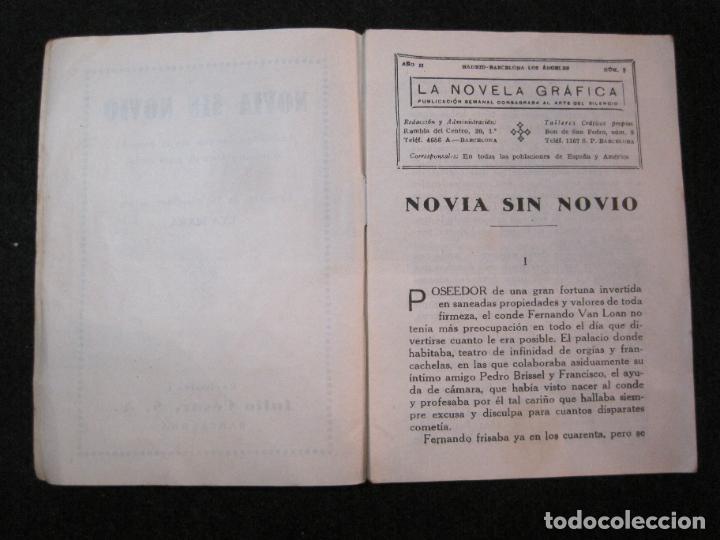 Cine: NOVIA SIN NOVIO-LYA MARA-LA NOVELA GRAFICA-VER FOTOS-(K-3305) - Foto 5 - 269312733