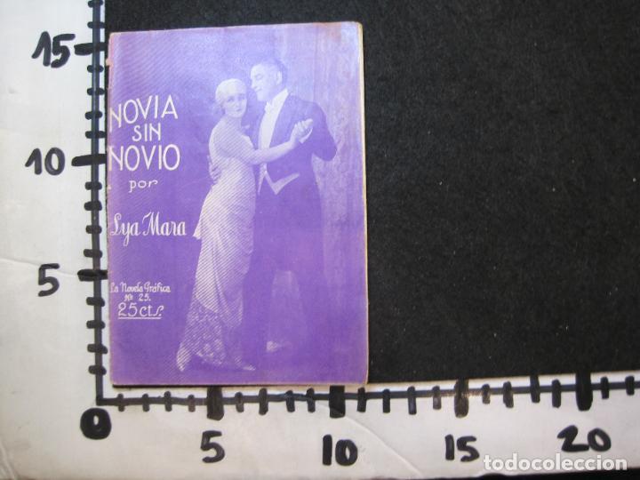 Cine: NOVIA SIN NOVIO-LYA MARA-LA NOVELA GRAFICA-VER FOTOS-(K-3305) - Foto 15 - 269312733