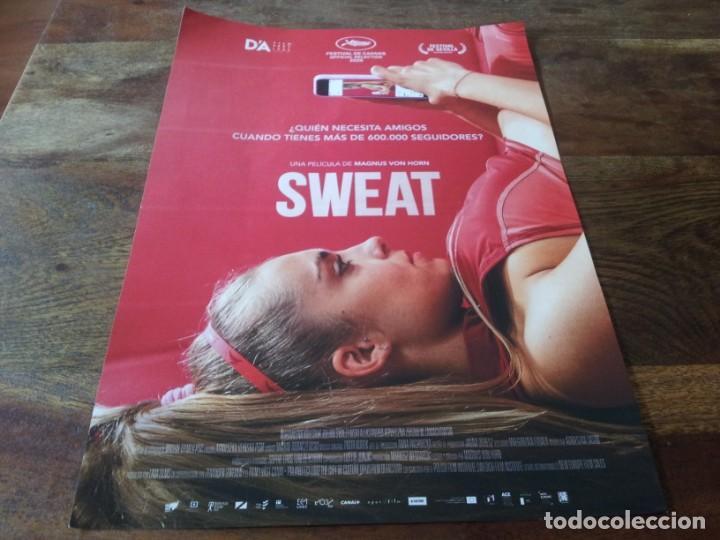 SWEAT - MAGDALENA KOLESNIK, JULIAN SWIEZEWSKI, ALEKSANDRA KONIECZNA - GUIA ORIGINAL ELAMEDIA 2020 (Cine - Guías Publicitarias de Películas )