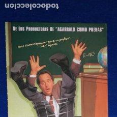 Cine: GUIA SIMPLE: APRENDE COMO PUEDAS - JON LOVITZ, TIA CARRERE, LOUISE FLETCHER. COLUMBIA 1996. Lote 277713233