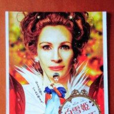 Cine: PROGRAMA GUÍA JAPONÉS BLANCANIEVES MIRROR MIRROR LILY COLLINS, JULIA ROBERTS. JAPÓN. JAPAN. Lote 278832838