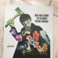 Cinéma: EL VISITANTE NOCTURNO. Lote 286143438