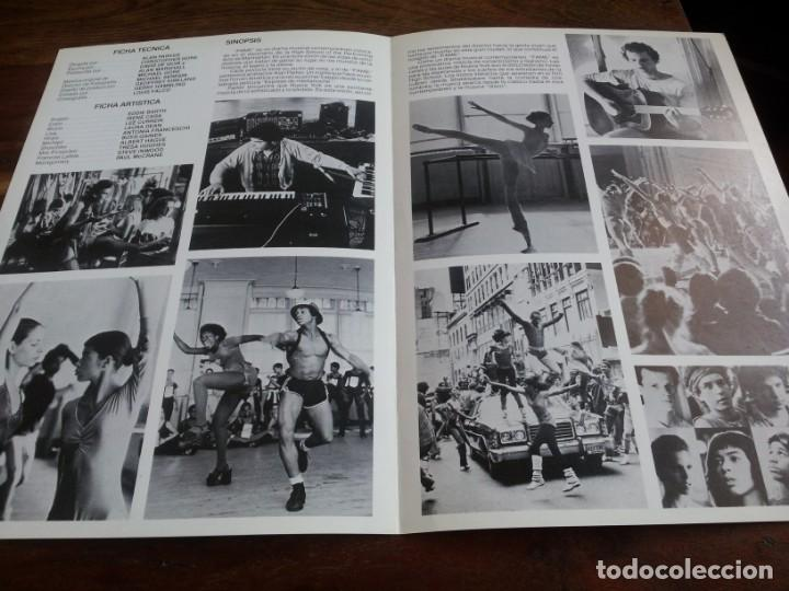 Cine: Fama - Irene Cara, Lee Curreri, Laura Dean, Meg Tilly, Alan Parker - guia original C.I.C 1980 - Foto 2 - 293668478