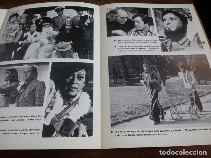 Cine: Una pareja... distinta - Lina Morgan, José Luis López Vázquez - guia original mercurio 1974 jano - Foto 3 - 293668743