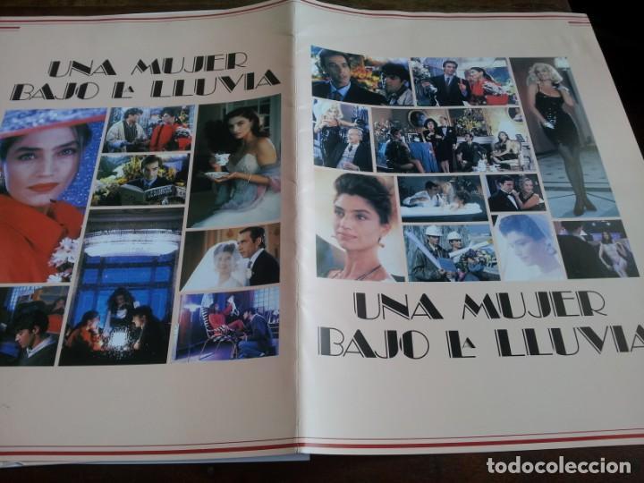 Cine: Una mujer bajo la lluvia - Ángela Molina,A. Banderas, manol Arias - guia original de lujo u.i.p 1992 - Foto 3 - 293669203