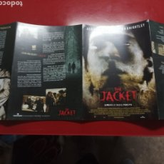 Cine: THE JACKET ADRIAN BRODY GUIA ORIGINAL M337. Lote 294447163