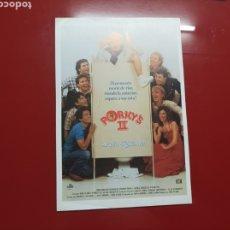 Cine: PORKY'S II AL DIA SIGUIENTE GUIA ORIGINAL M353. Lote 294567878