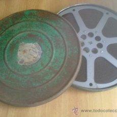 Cine: ROLLO DE PELÍCULA DOCUMENTAL, EL APARATO LOCOMOTOR. 1967.. Lote 37276530